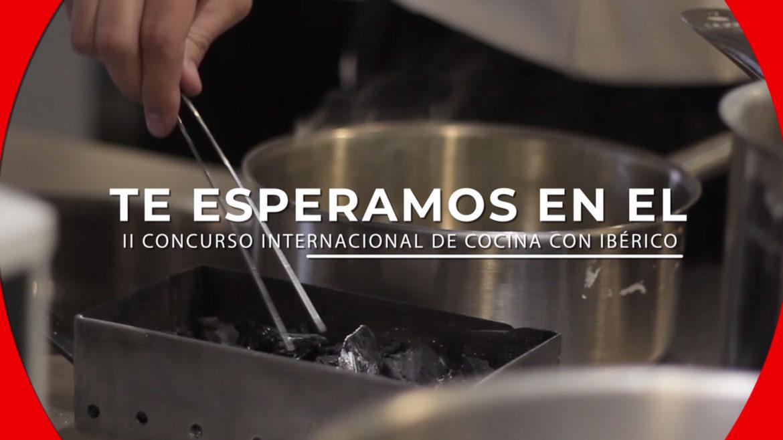 Apúntate al II Concurso Internacional de Cocina con Ibérico
