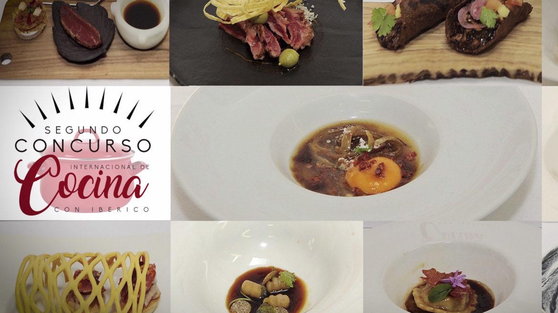 Finaliza el Plazo de Inscripción del II Concurso Internacional de Cocina con Ibérico