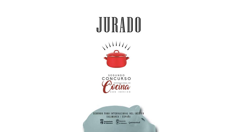 Jurado II Concurso Internacional de Cocina con Ibérico